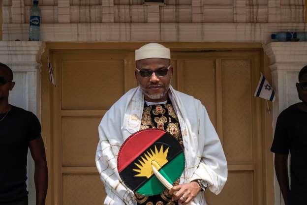 Why Nigeria will no longer have president any time soon – Nnamdi Kanu reacts as Abba Kyari contracts #Coronavirus