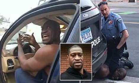 Black man, who streaked in New York, died of suffocation