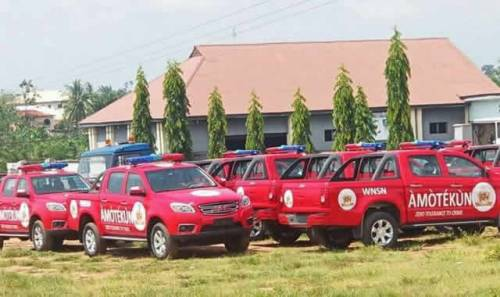 Amotekun: We've Arrested Over 16 Criminal Suspects, Says Corps Commander In  Ondo   Sahara Reporters