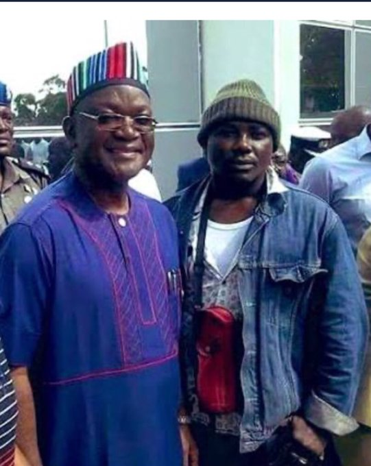'They Willingly Surrendered'... Governor Ortom Questions Military Over Gana's Arrest, Death