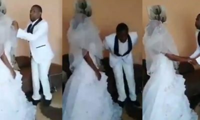 Kiss The Bride Viral Video