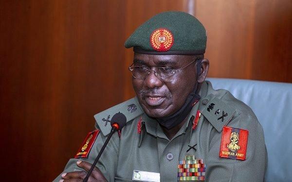 99 percent of terrorists are Nigerians, says Buratai