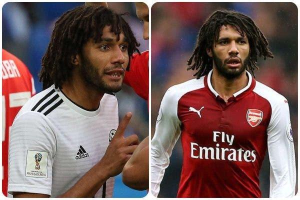 Arsenal midfielder Mohamed Elneny tests positive for COVID-19